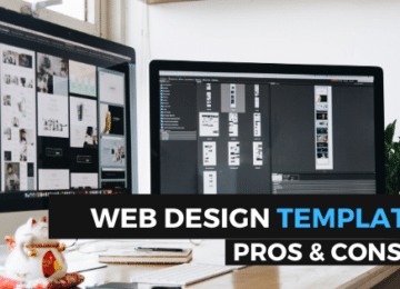 Web design TEMPLATES PROS and CONS